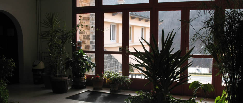 La estancia en el Centro zen de Lanau