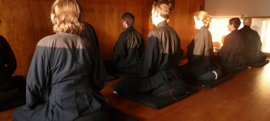 The Practice of Zazen