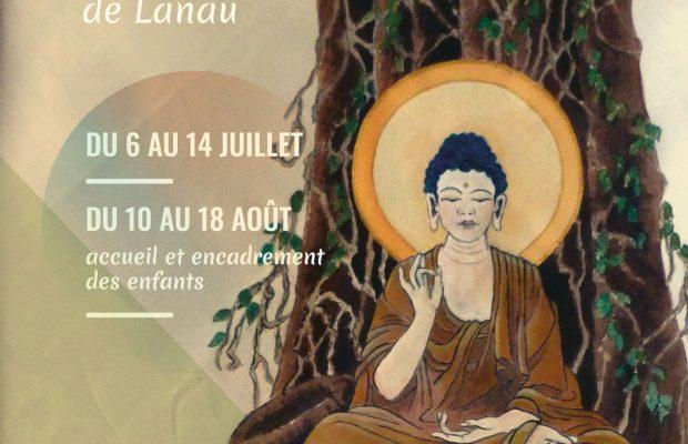 Session d'été du 6 – 14 Juillet