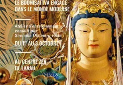 Shohaku Okumura Roshi's Visit to Lanau – October 2018 – Centre zen de Lanau