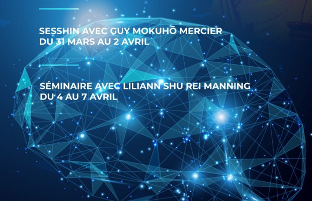 31 mars – 7 avril 2019 – Méditation et neurosciences – Centre Zen Lanau