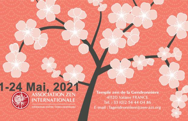 Du 21 – 24 mai – Première retraite de méditation zen – La Gendronnière