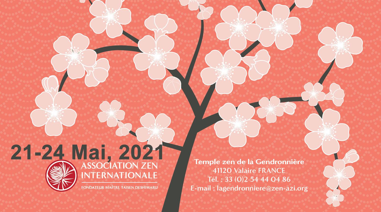 24-26 May – First Zen Meditation Retreat – La Gendronnière Zen Temple