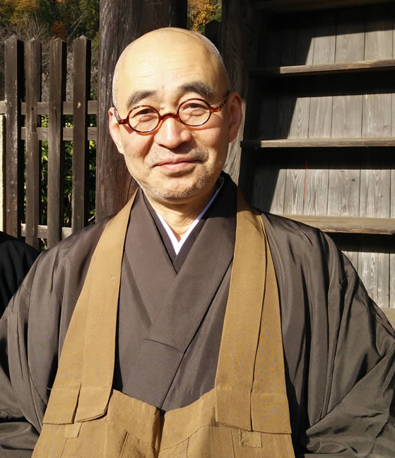 ANNULÉE / Cancelled 26 – 27 Sépt – Rencontre avec Seido Suzuki Roshi de Toshoji