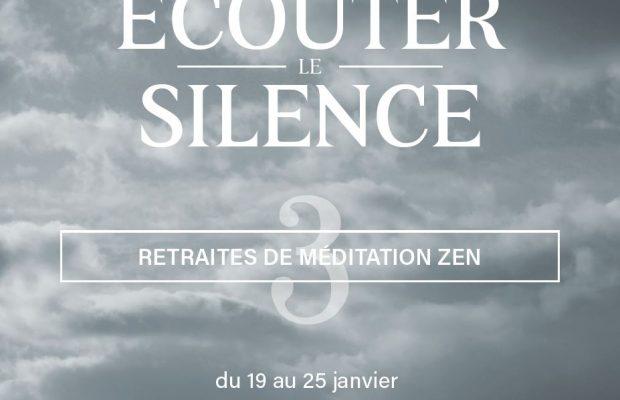 16-22 fév -Écouter le Silence – Sesshin – Centre Zen de Lanau
