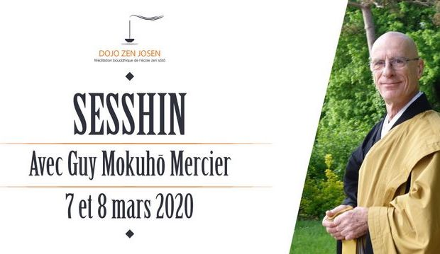 7-8 Mars – Sesshin Weekend à Tours