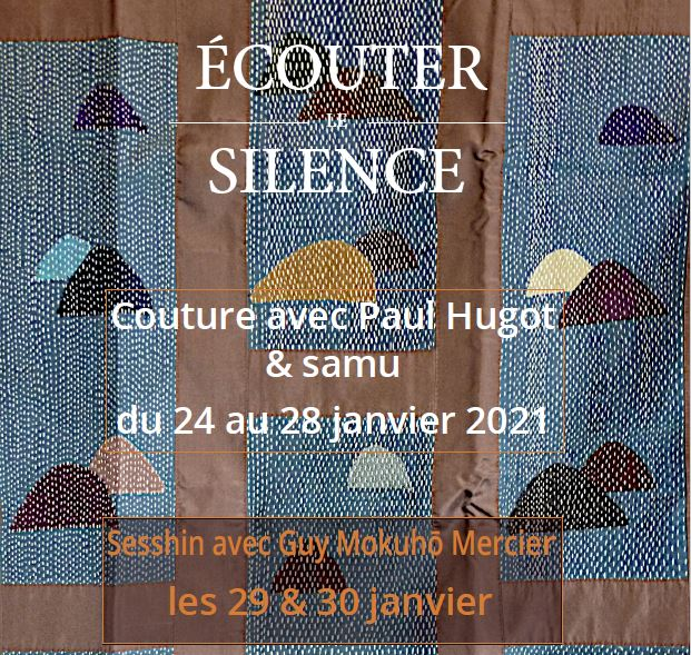 Écouter le Silence Couture  & Samu  – REPORTÉ/POSTPONED