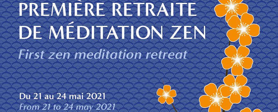 First Zen Meditation Retreat Gendronnière